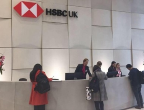 Jesmonite – HSBC Bank